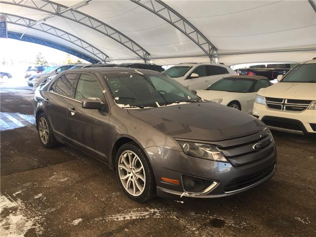 2012 Ford Fusion SE (Stk: 160903) in AIRDRIE - Image 1 of 20