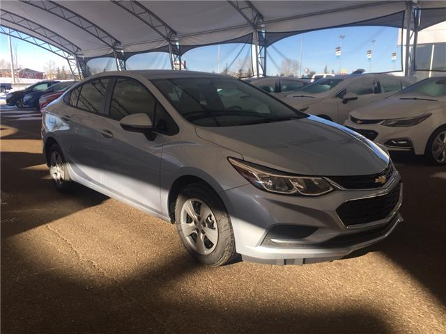 2018 Chevrolet Cruze LS Manual (Stk: 160468) in AIRDRIE - Image 1 of 21