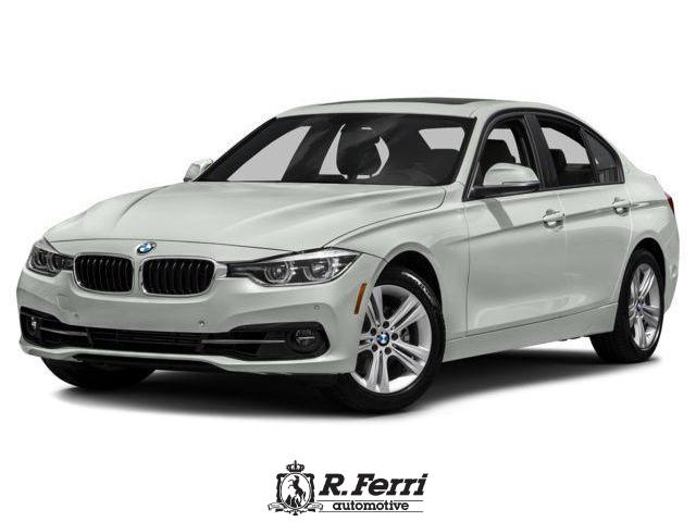 2018 BMW 330 i xDrive (Stk: 26468) in Woodbridge - Image 1 of 9