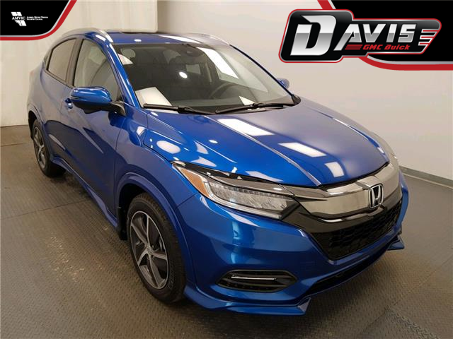 2019 Honda HR-V Touring (Stk: 220743) in Lethbridge - Image 1 of 29