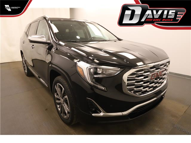 2019 GMC Terrain Denali (Stk: 204001) in Lethbridge - Image 1 of 28
