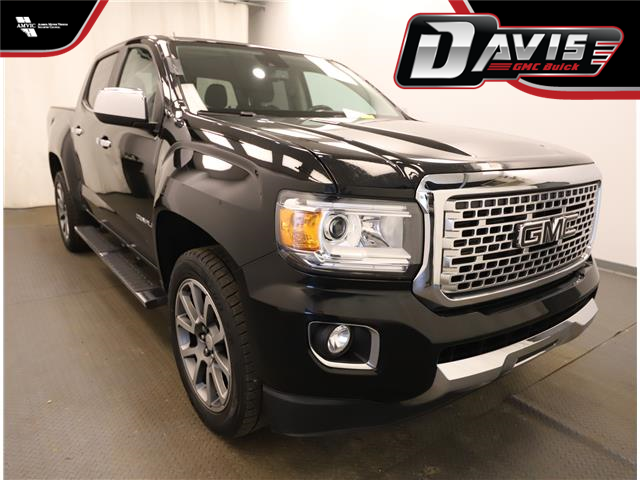 2018 GMC Canyon Denali 1GTP6EE18J1152468 220586 in Lethbridge