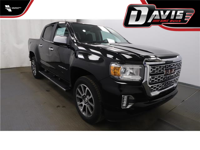 2021 GMC Canyon Denali (Stk: 223821) in Lethbridge - Image 1 of 29