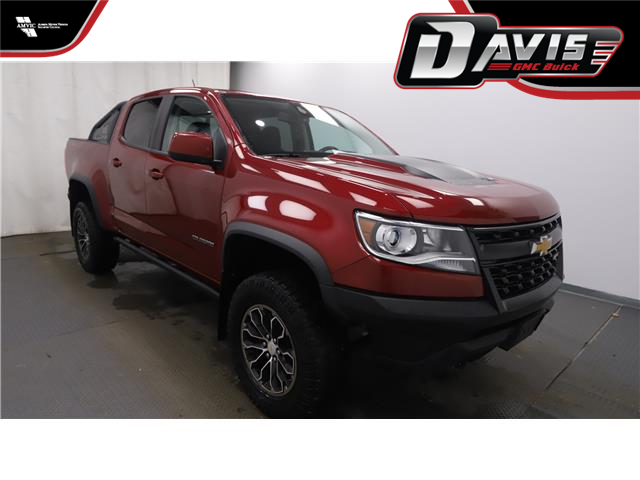 2018 Chevrolet Colorado ZR2 1GCGTEEN2J1256143 222165 in Lethbridge