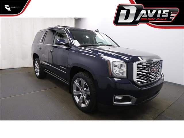 2019 GMC Yukon Denali (Stk: 211374) in Lethbridge - Image 1 of 31