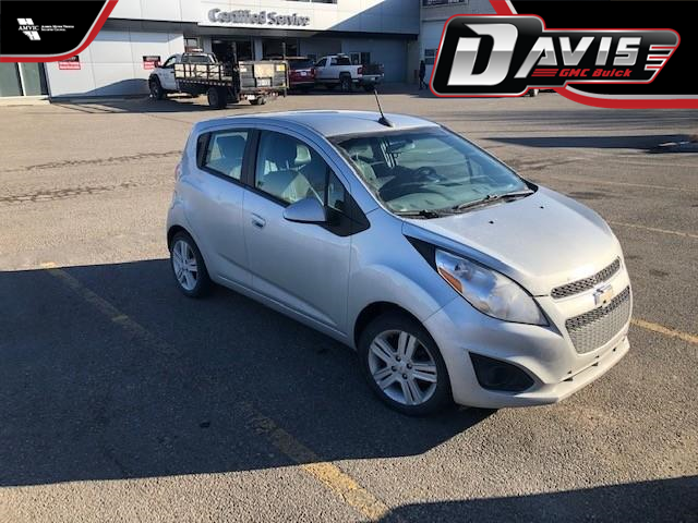 2013 Chevrolet Spark 1LT Auto (Stk: 164138) in Lethbridge - Image 1 of 8