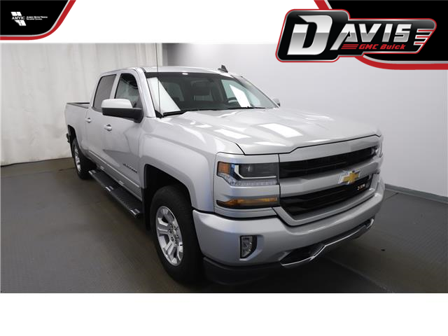 2018 Chevrolet Silverado 1500 2LT (Stk: 202592) in Lethbridge - Image 1 of 28