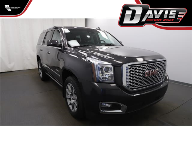 2017 GMC Yukon Denali (Stk: 184938) in Lethbridge - Image 1 of 30