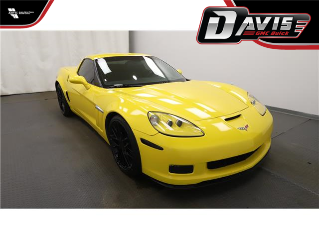 2011 Chevrolet Corvette Grand Sport (Stk: 216133) in Lethbridge - Image 1 of 25