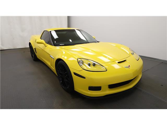 2011 Chevrolet Corvette Grand Sport 1G1YS2DW6B5107642 216133 in Lethbridge