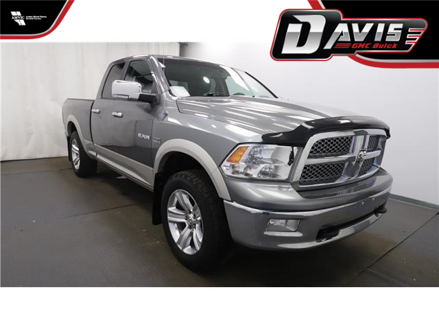 2009 Dodge Ram 1500 Laramie 1D3HV18T39S716733 166205 in Lethbridge