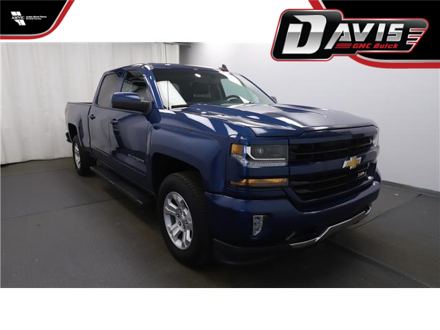 2018 Chevrolet Silverado 1500 2LT (Stk: 226541) in Lethbridge - Image 1 of 27