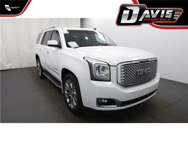2015 GMC Yukon Denali (Stk: 147180) in Lethbridge - Image 1 of 32