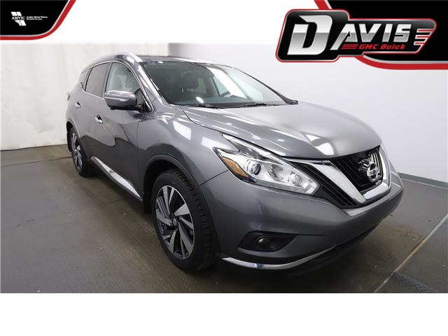 2015 Nissan Murano Platinum (Stk: 186768) in Lethbridge - Image 1 of 26