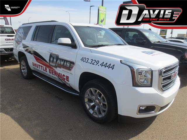 2019 GMC Yukon XL SLT (Stk: 196654) in Lethbridge - Image 1 of 15