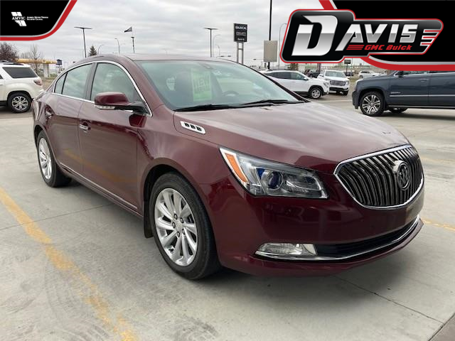 2015 Buick LaCrosse Leather (Stk: 157167) in Lethbridge - Image 1 of 5