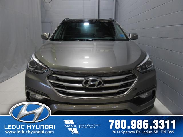 2017 Hyundai Santa Fe Sport 2.0T SE (Stk: PL0020) in Leduc - Image 1 of 24