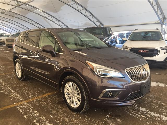 2018 Buick Envision Preferred (Stk: 161278) in AIRDRIE - Image 1 of 22