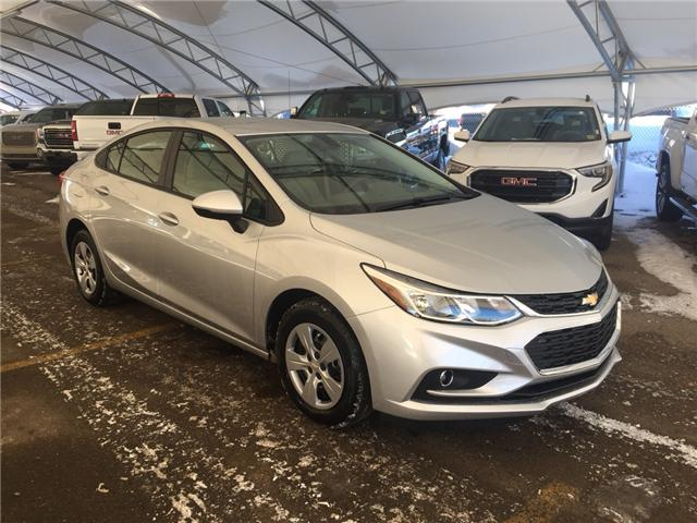 2018 Chevrolet Cruze LS Auto (Stk: 160469) in AIRDRIE - Image 1 of 19
