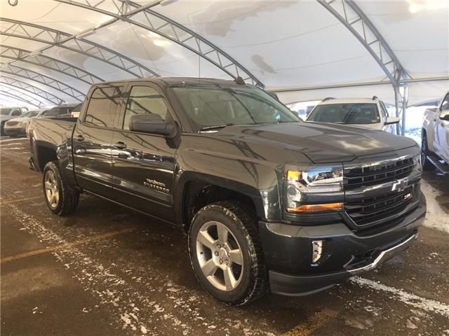 2018 Chevrolet Silverado 1500 LT (Stk: 160548) in AIRDRIE - Image 1 of 18