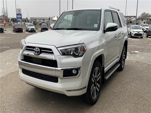 2021 Toyota 4Runner Base (Stk: BU2621) in Medicine Hat - Image 1 of 22