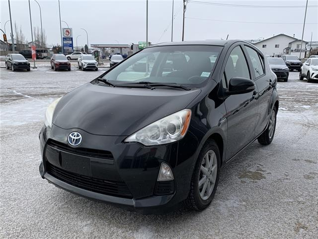 2012 Toyota Prius C Technology (Stk: P1483) in Medicine Hat - Image 1 of 21