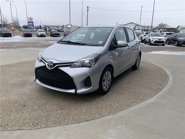 2017 Toyota Yaris LE (Stk: P1489) in Medicine Hat - Image 1 of 22