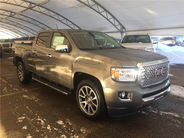 2018 GMC Canyon Denali (Stk: 160466) in AIRDRIE - Image 1 of 21