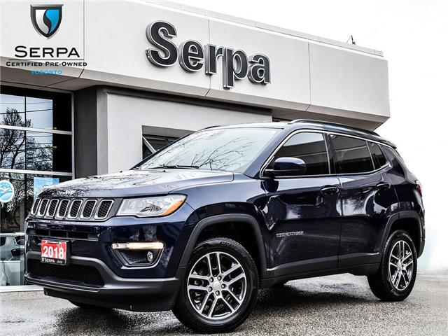2018 Jeep Compass North (Stk: 214047A) in Toronto - Image 1 of 24