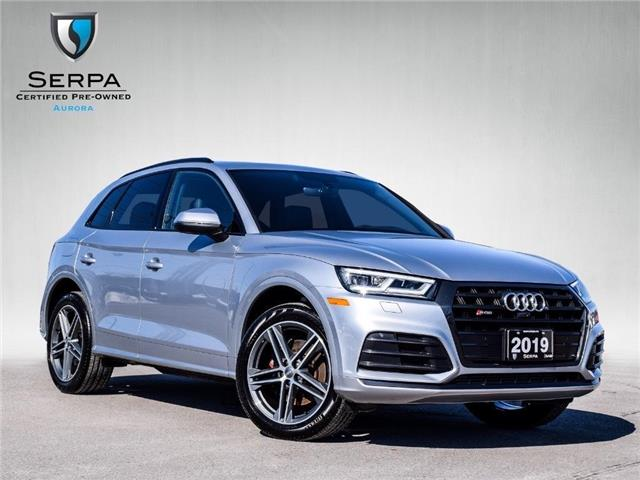 2019 Audi SQ5 3.0T Technik (Stk: P9301) in Toronto - Image 1 of 25