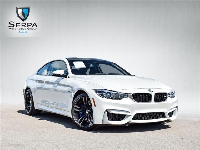 2020 BMW M4 Base (Stk: P9323) in Toronto - Image 1 of 11