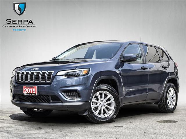 2019 Jeep Cherokee Sport (Stk: 194100) in Toronto - Image 1 of 28