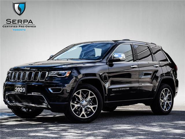 2020 Jeep Grand Cherokee Limited (Stk: P9351) in Toronto - Image 1 of 26
