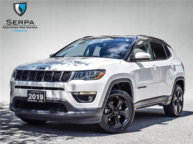 2019 Jeep Compass North (Stk: 194048) in Toronto - Image 1 of 27