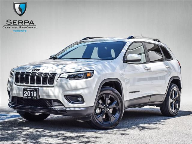 2019 Jeep Cherokee North (Stk: 194070) in Toronto - Image 1 of 28