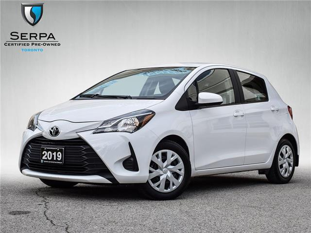 2019 Toyota Yaris LE (Stk: P9379) in Toronto - Image 1 of 27