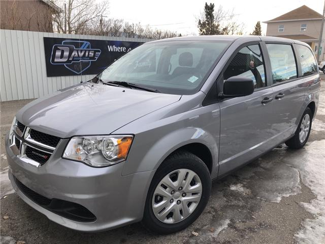 2017 Dodge Grand Caravan CVP/SXT (Stk: 11935) in Fort Macleod - Image 1 of 18
