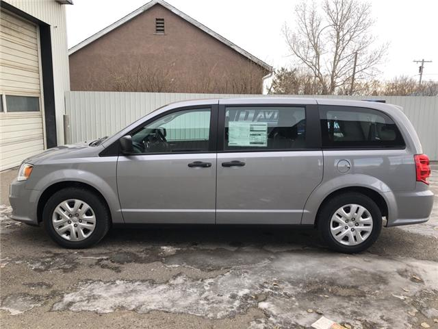 2017 Dodge Grand Caravan CVP/SXT (Stk: 11935) in Fort Macleod - Image 2 of 18