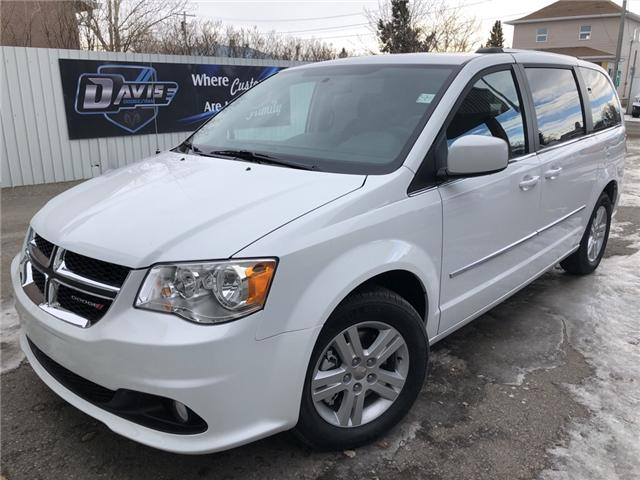 2017 Dodge Grand Caravan Crew (Stk: 11936) in Fort Macleod - Image 1 of 22
