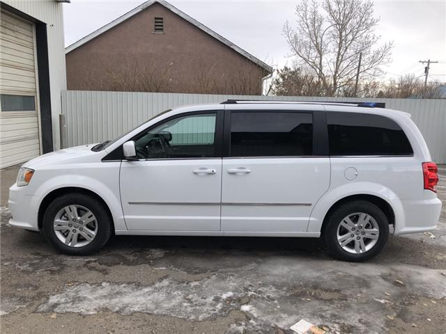 2017 Dodge Grand Caravan Crew (Stk: 11936) in Fort Macleod - Image 2 of 22