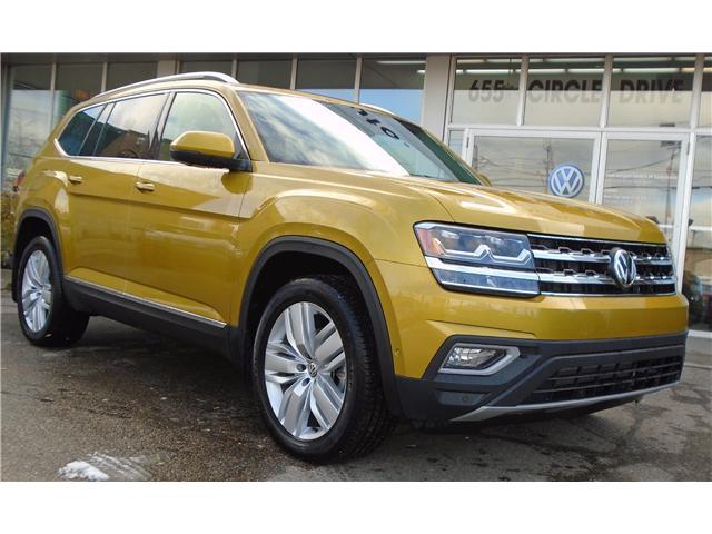 2018 Volkswagen Atlas 3.6 FSI Comfortline (Stk: 68188) in Saskatoon - Image 1 of 27