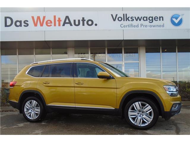 2018 Volkswagen Atlas 3.6 FSI Comfortline (Stk: 68188) in Saskatoon - Image 2 of 27