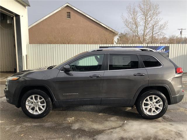 2018 Jeep Cherokee North (Stk: 12207) in Fort Macleod - Image 2 of 19