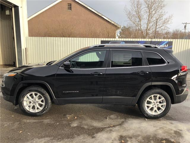 2018 Jeep Cherokee North (Stk: 12204) in Fort Macleod - Image 2 of 19