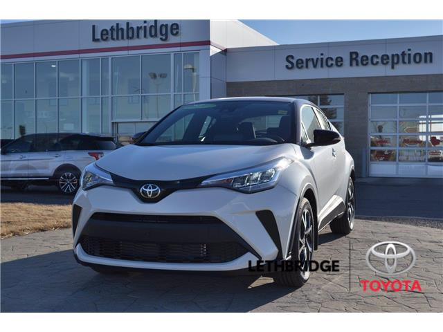 2021 Toyota C-HR XLE Premium (Stk: 1CH6046) in Lethbridge - Image 1 of 24