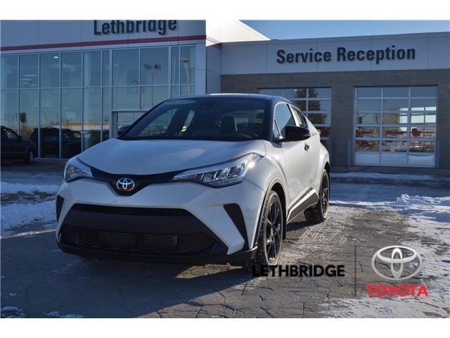 2021 Toyota C-HR XLE Premium (Stk: 1CH3060) in Lethbridge - Image 1 of 23