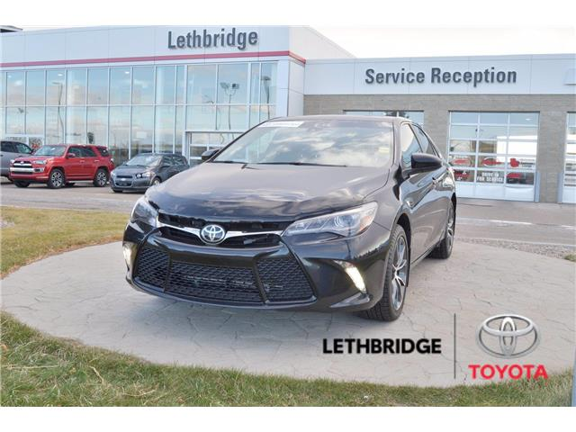 2017 Toyota Camry XSE V6 (Stk: UC1453A) in Lethbridge - Image 1 of 29