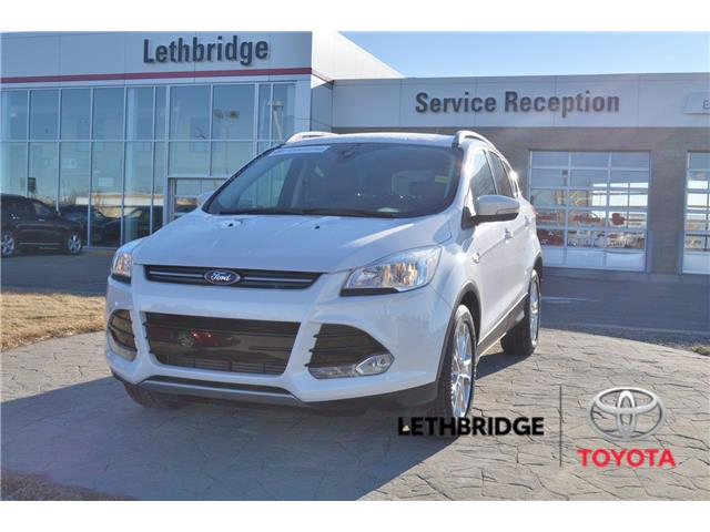 2016 Ford Escape Titanium (Stk: UT2679A) in Lethbridge - Image 1 of 30