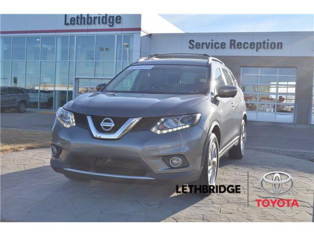 2015 Nissan Rogue SL (Stk: UT9408A) in Lethbridge - Image 1 of 30