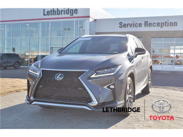 2019 Lexus RX 350 Base (Stk: UT2864B) in Lethbridge - Image 1 of 30